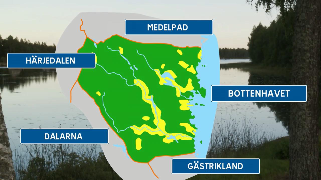 Upptäck Sverige – Hälsingland