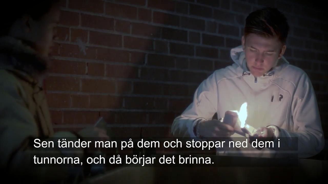 Pojkarna som lekte med elden - en sann berättelse om följderna av ett brott