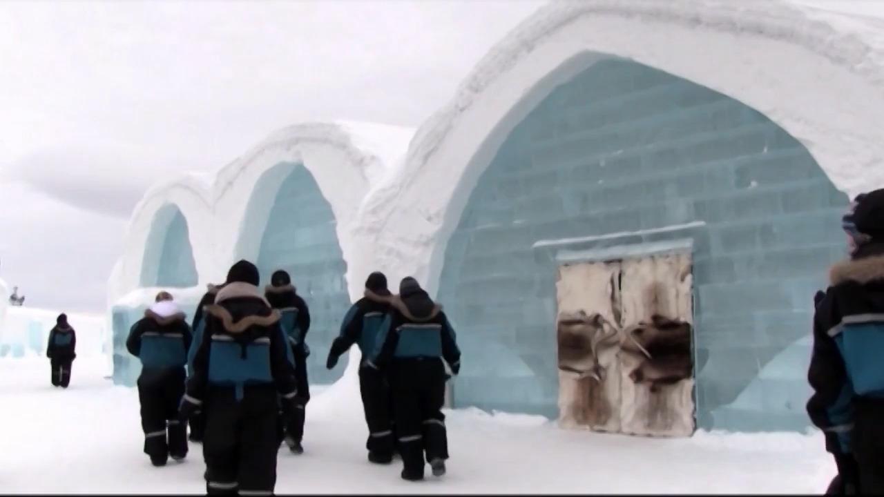 Upptäck Sverige – Lappland