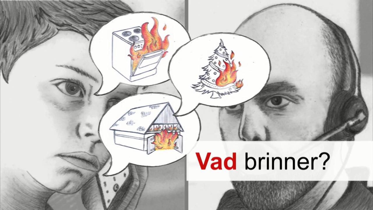 Vi lär oss om eld – Att handskas med eld på rätt sätt