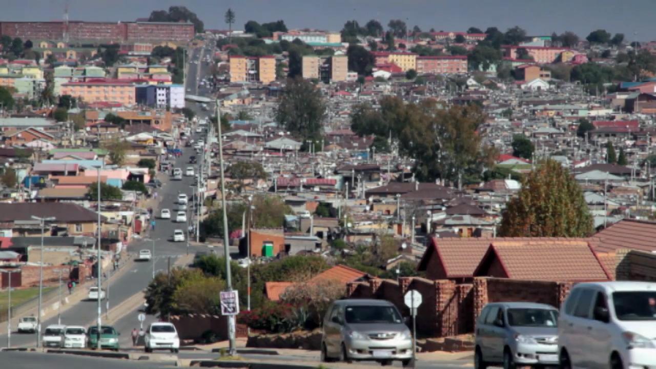 Stadsgeografi – den sydafrikanska staden