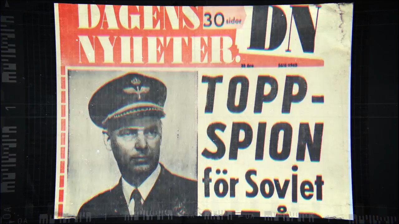 Stig Wennerström – spion i kallt krig