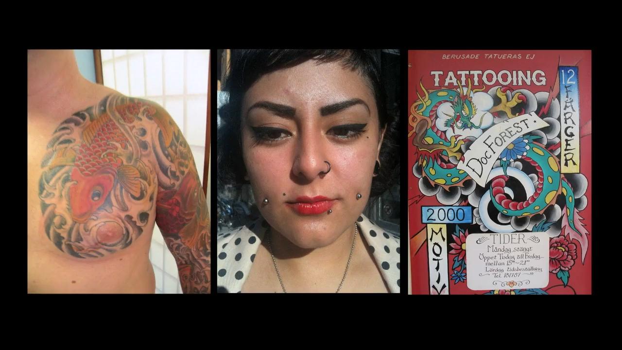 Piercing & tatuering