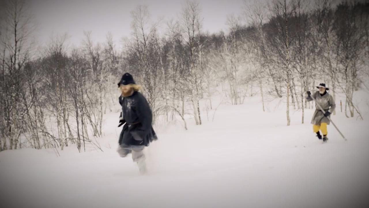 Vasatiden: Stockholms blodbad och flykten