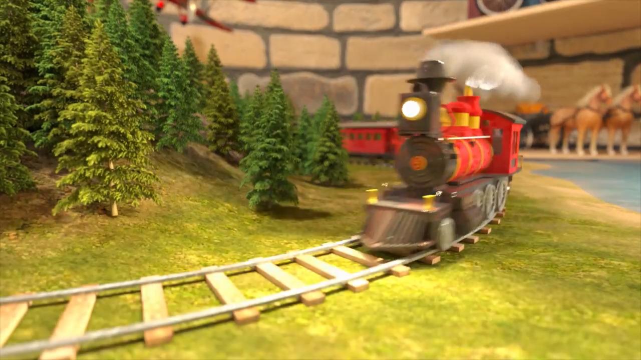 Transport – Järnväg och spårvagn