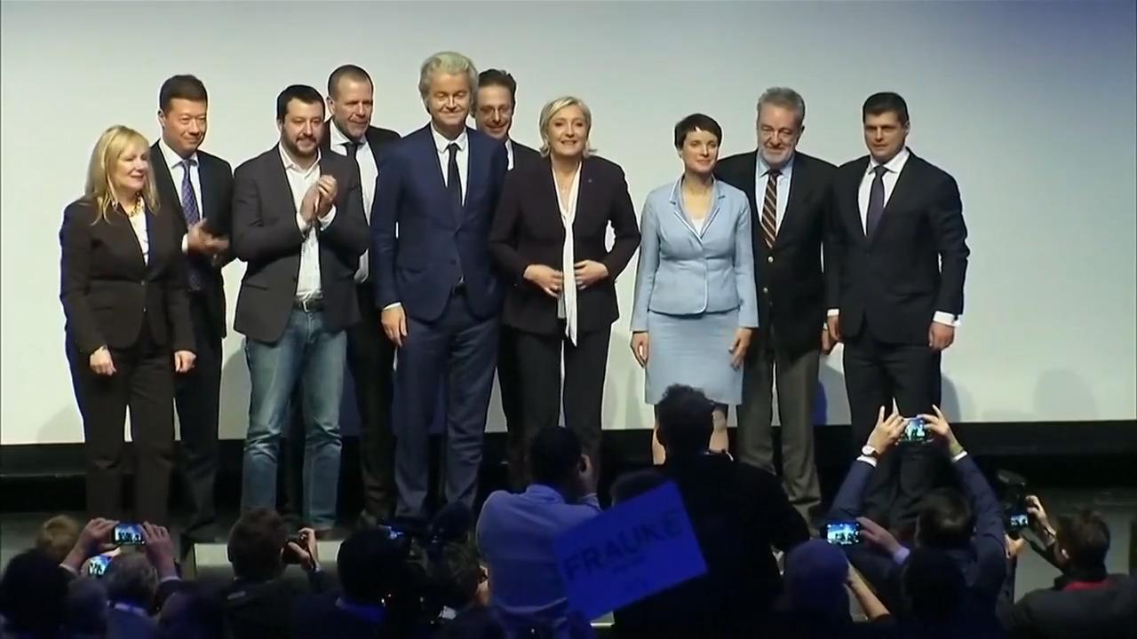 Internationella händelser - Populism i Europa
