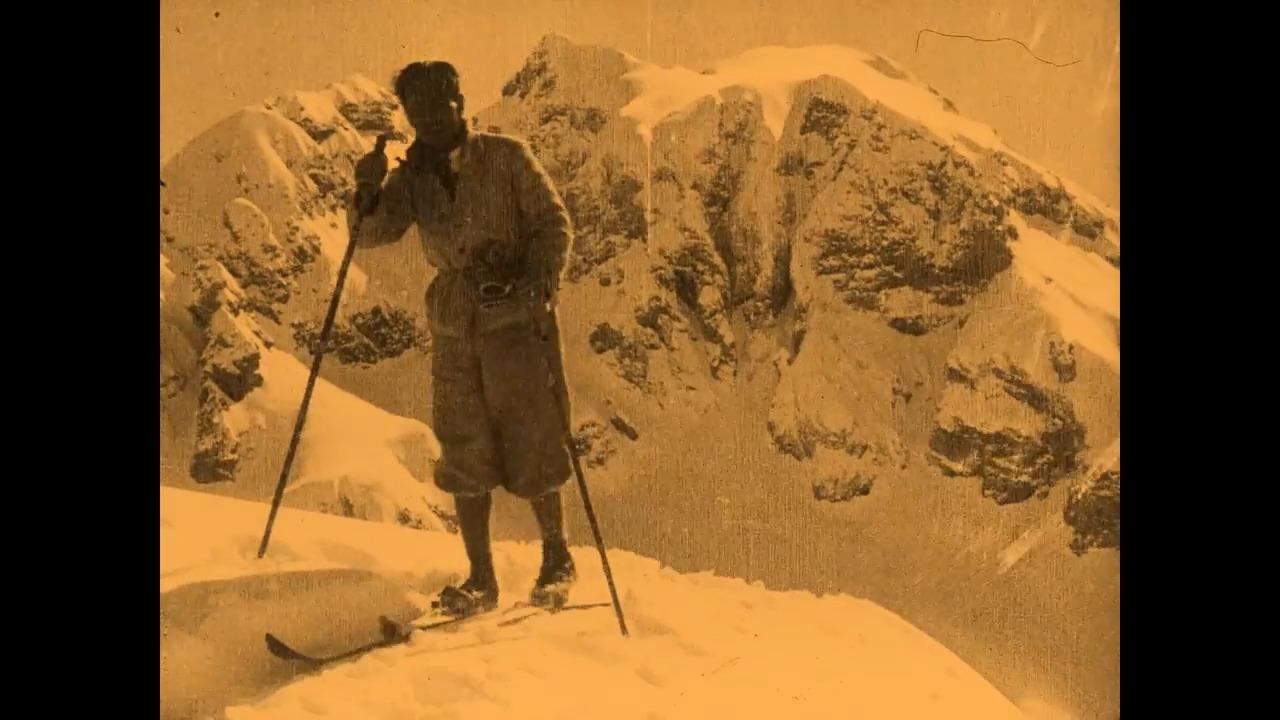 Bergens hemlighet (1926)