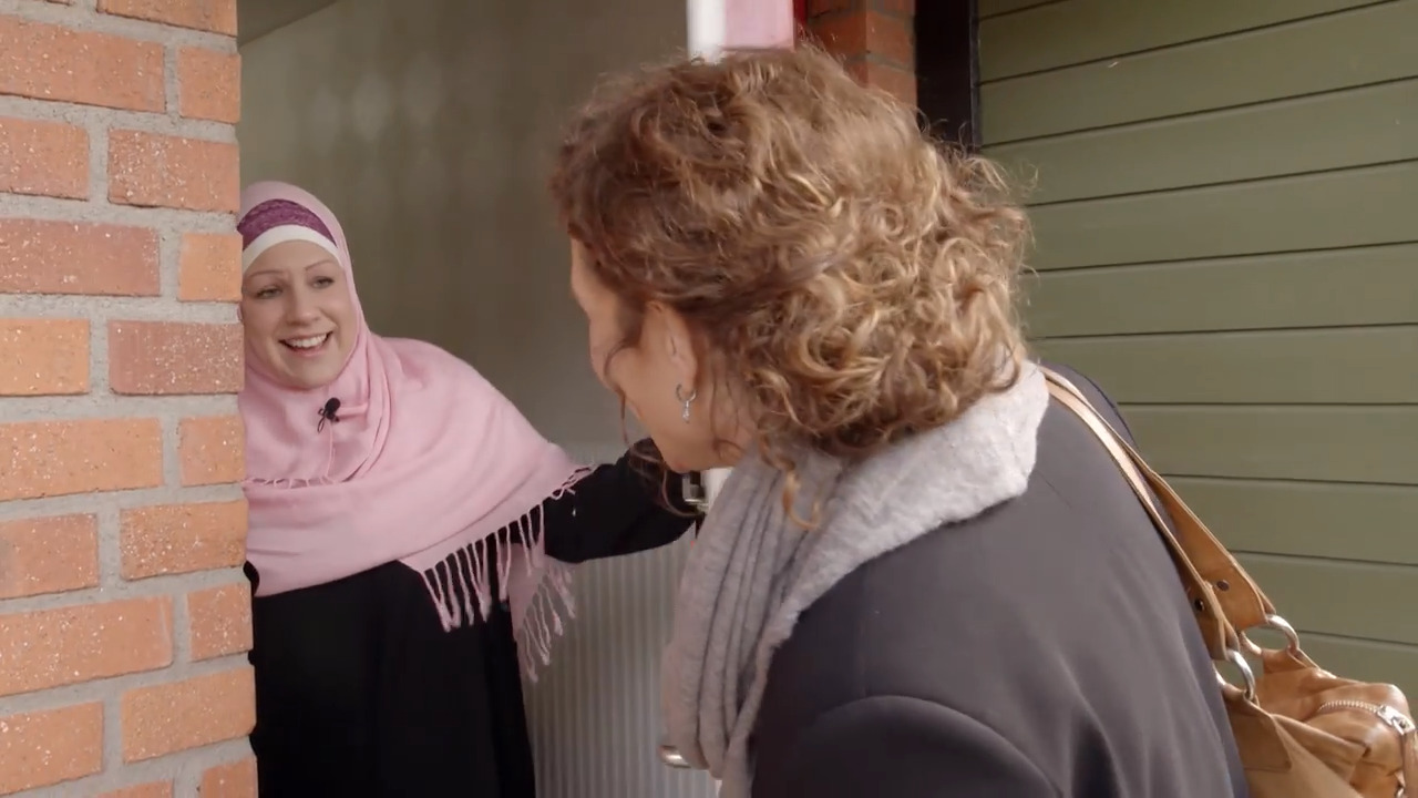 Från Sverige till himlen - Från kristen till muslim