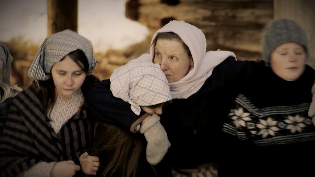 Barn i historien – fattigstuga och barnauktion