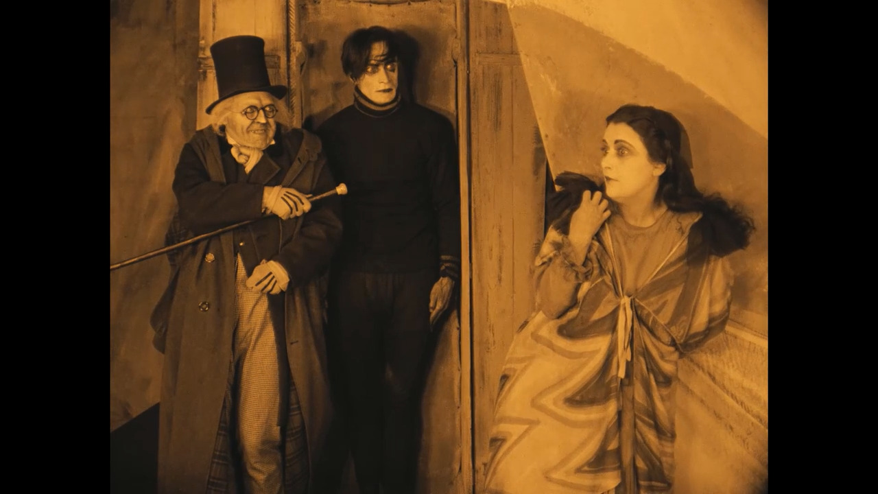 Doktor Caligari (1920)