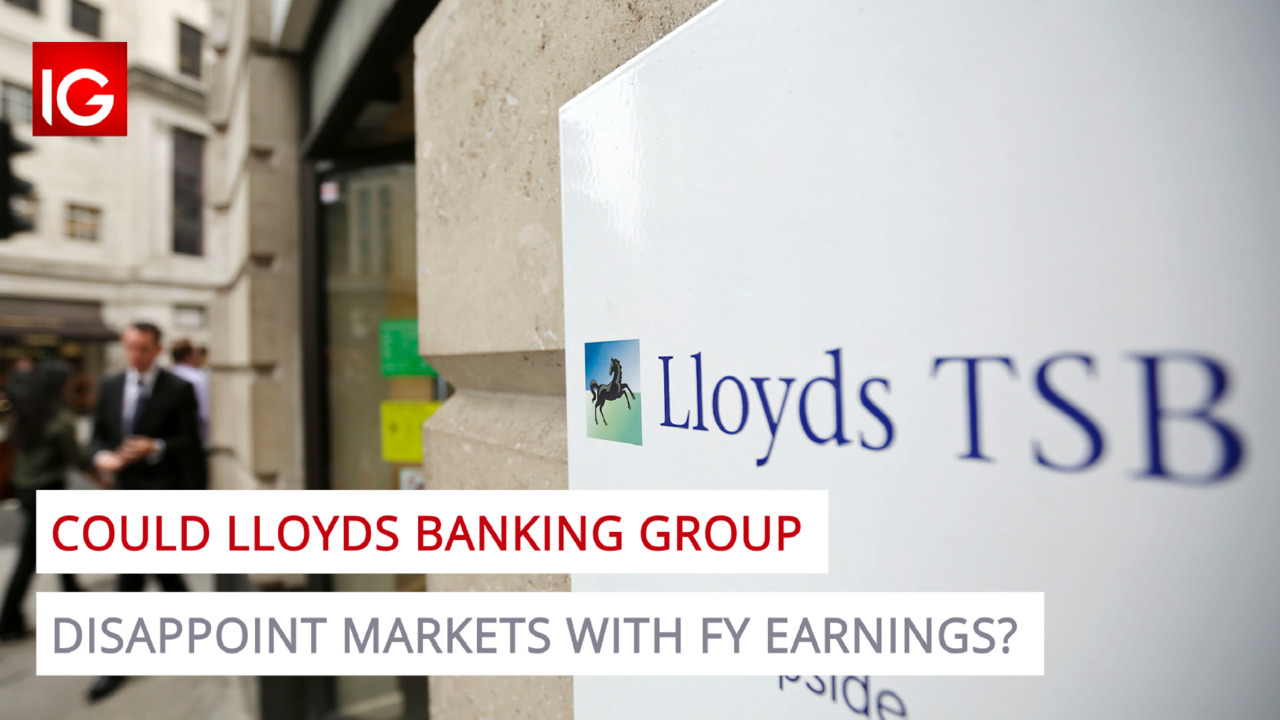 Lloyds share price: what to expect from 2018 results | IG UK