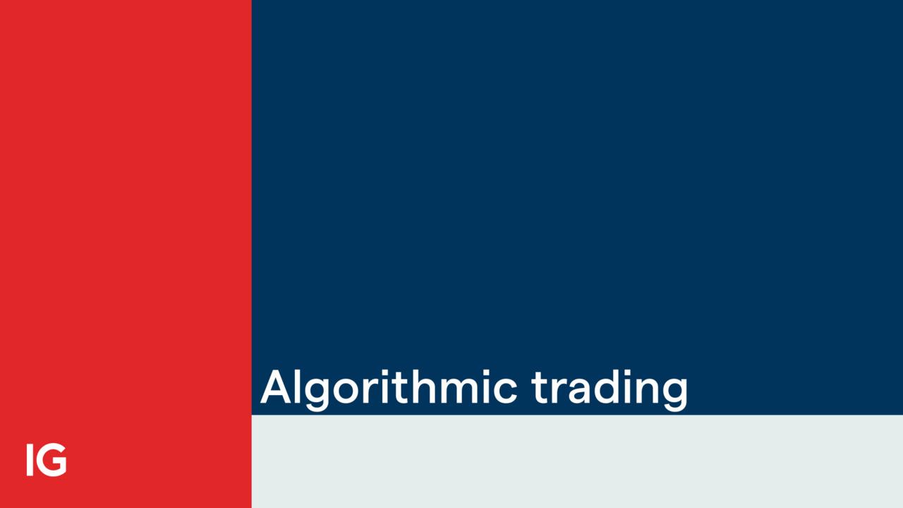 algoritmo di trading automatico crittografico