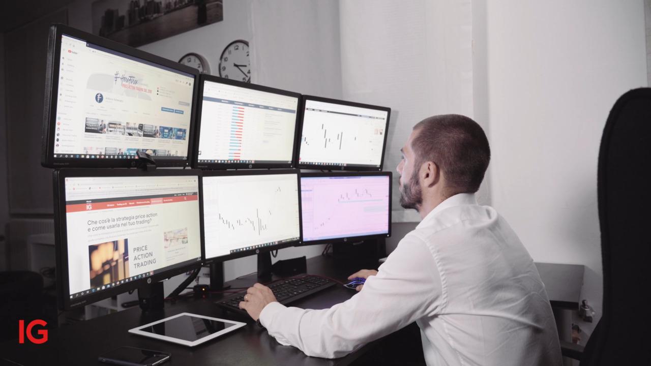 trading più schermi più guadagno compromessi di bitcoin demo di opzioni binarie online