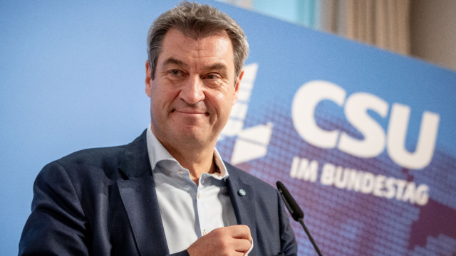"""Söder: """"Die besten Chancen Kanzler zu werden hat Olaf Scholz"""""""