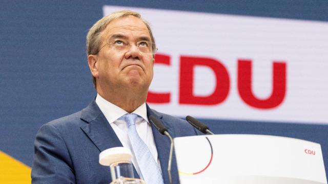 Nach Wahldebakel der CDU: Kritik an Laschet innerhalb der Union wird lauter