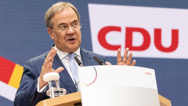 Laut Umfrage: Mehrheit kritisiert Laschets Kanzlerbemühungen