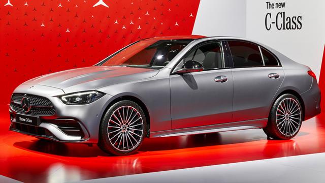 Weltpremiere: Die neue Mercedes C-Klasse
