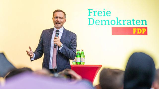 Endspurt zur Wahl: FDP und Grüne ringen um Klimapolitik