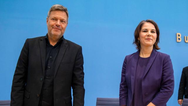 Baerbock und Habeck haben Vizekanzler-Frage schon geklärt