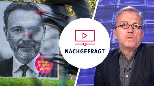 """""""Am Ende geht es um Inhalte"""": Die Rollen von Lindner und Göring-Eckardt im Wahlkampf"""