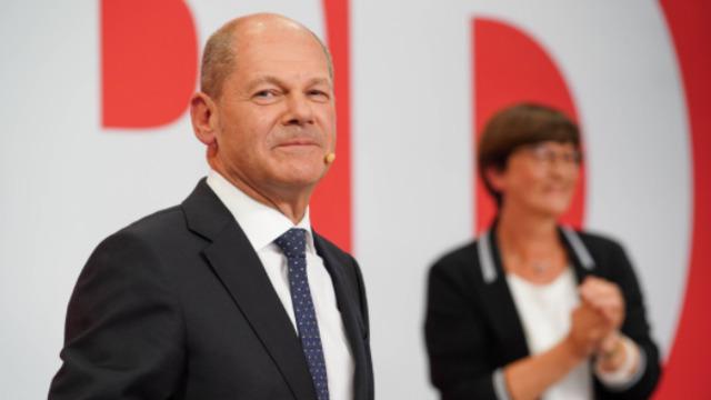 Vorläufiges Endergebnis: SPD mit 25,7 Prozent vor Union