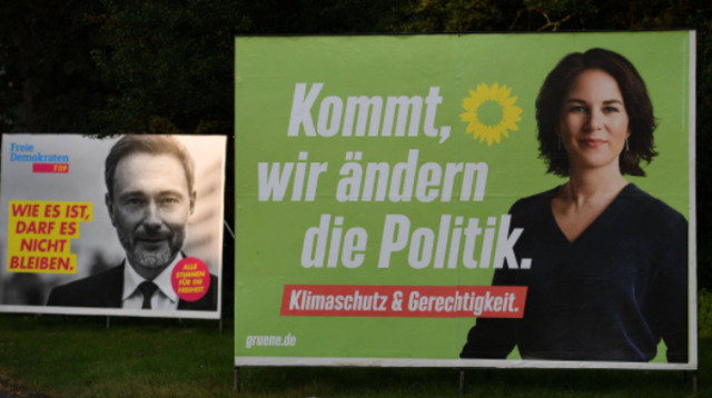 Grüne und FDP: Zwei Parteien als Kanzlermacher
