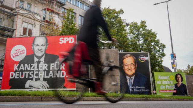 Der Tag der Bundestagswahl: Wie entscheiden die Wählenden?