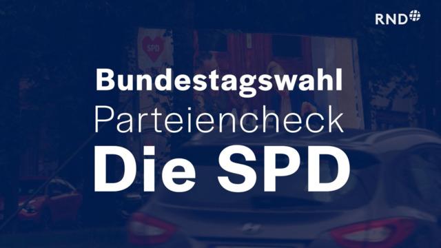 Parteien-Check vor der Bundestagswahl: SPD