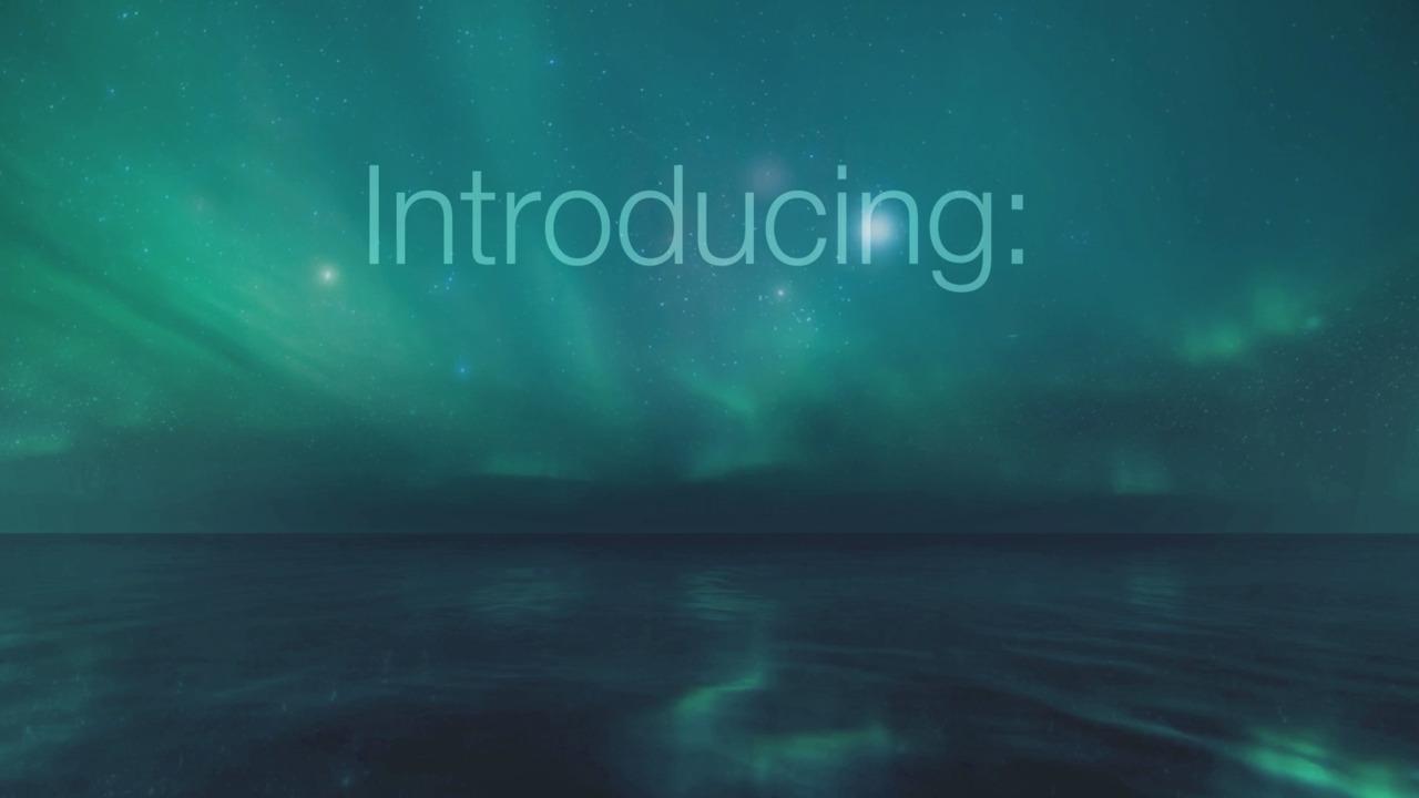 Introducing the Aurora Class, Video