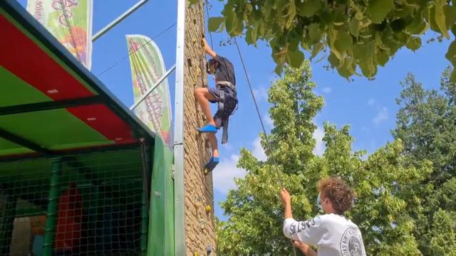 Auftakt im mobilen Freizeitpark Eggi-Land Bad Nenndorf