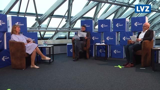 Ministerin Köpping im LVZ-Corona-Talk