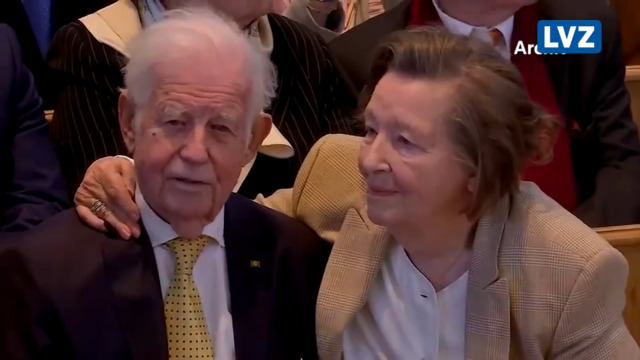 Früherer sächsischer Ministerpräsident Kurt Biedenkopf ist tot