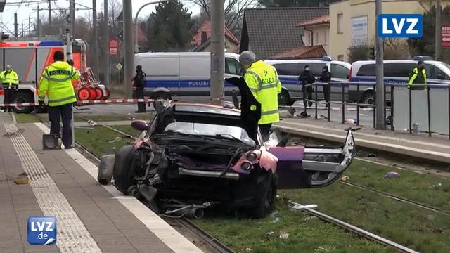 Drei Tote nach schwerem Unfall