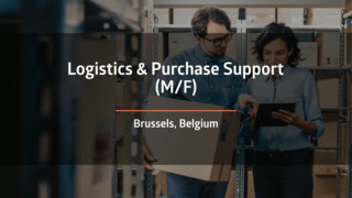 Logistics and Purchase Officer (F/M)