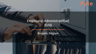 Employé(e) Administratif(ve) (F/H)
