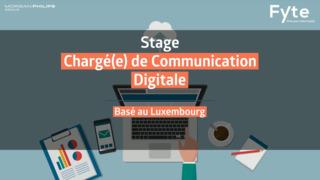 Stage - Chargé de Communication Digitale (F/H)