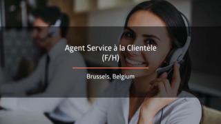 Agent Service à la Clientèle (F/H)