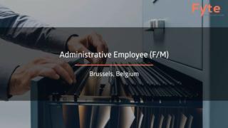 Administrative Employee (F/M)