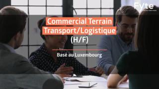 Commercial terrain – Transport/Logistique (H/F)