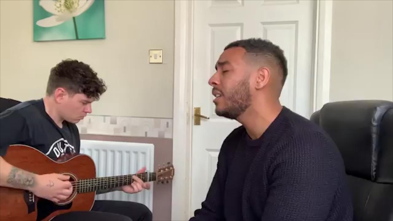 X Factor singer Josh Daniel pens latest song with James Arthur songwriter
