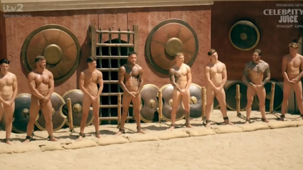 Nude bromans Bromance, cuddle