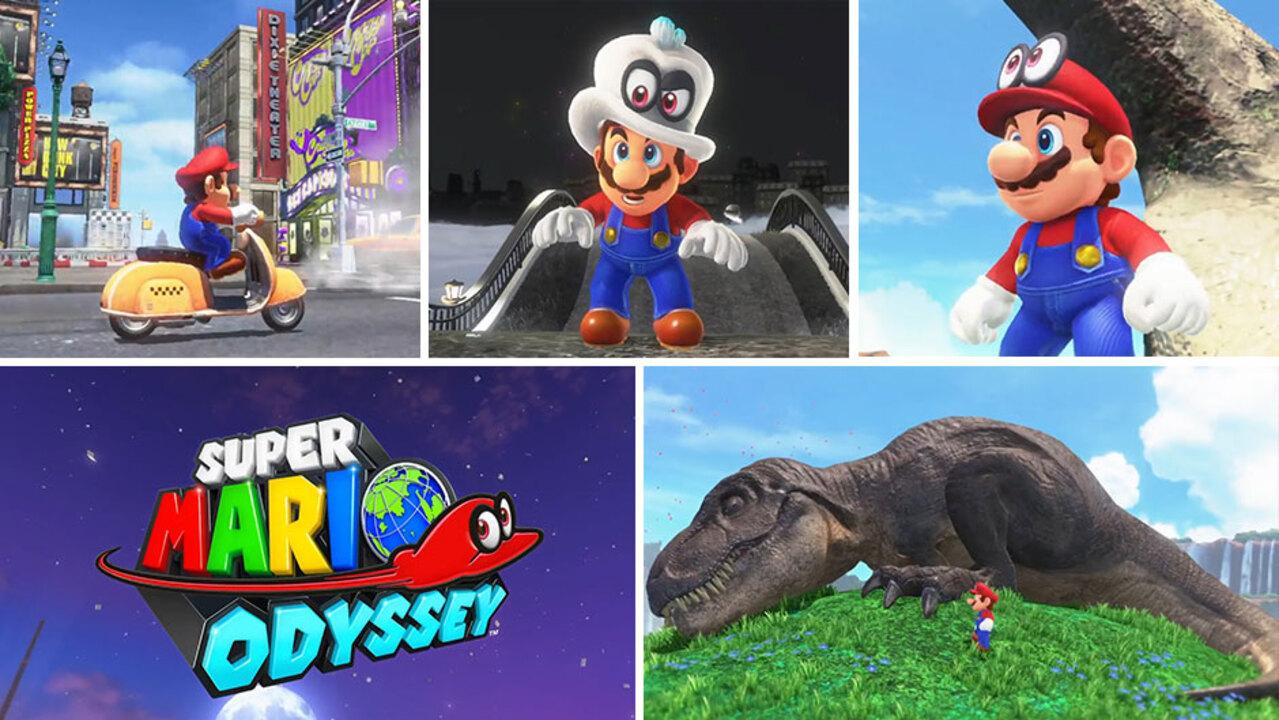 Super Mario's PENIS exposed in comic strip that's shocked