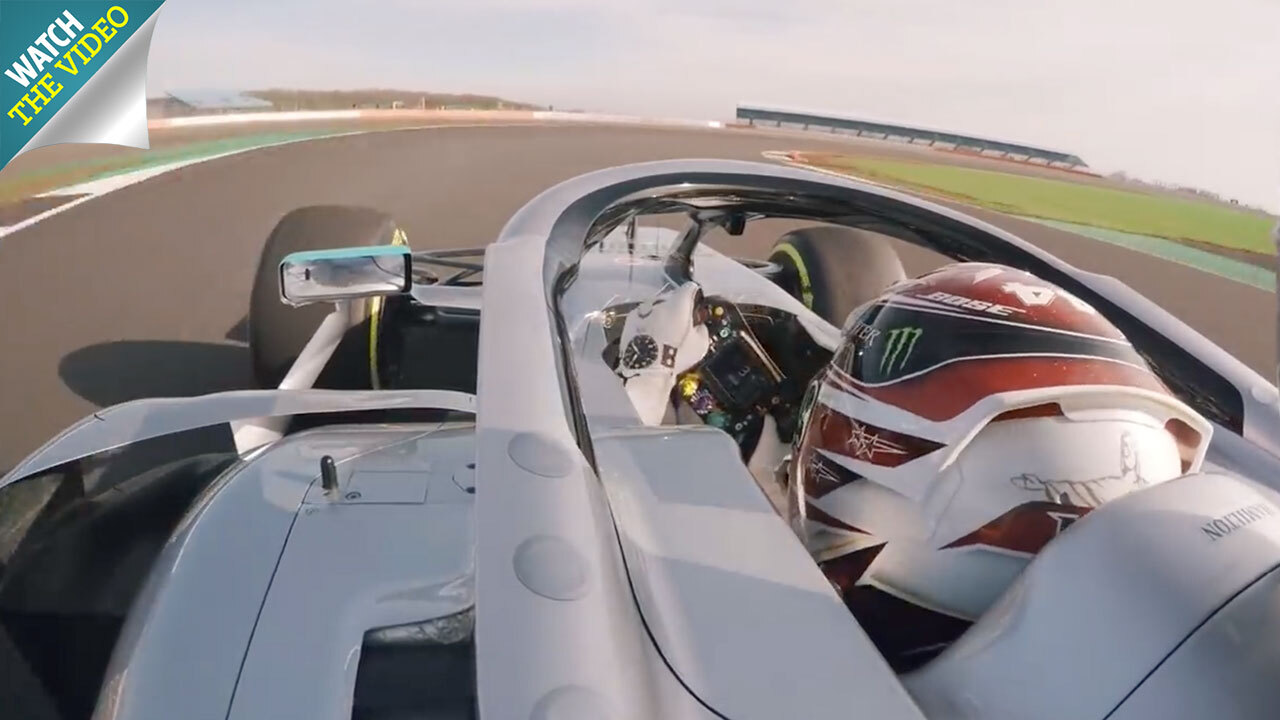 Win tickets to all Formula 1 races of 2019 thanks to Virgin