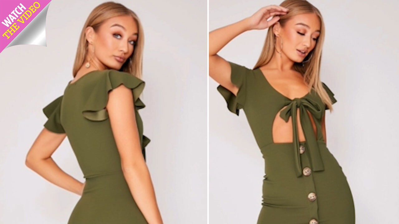 233a6f24f28 Shoppers go wild for Asda's £16 leopard print dress – and it's ...