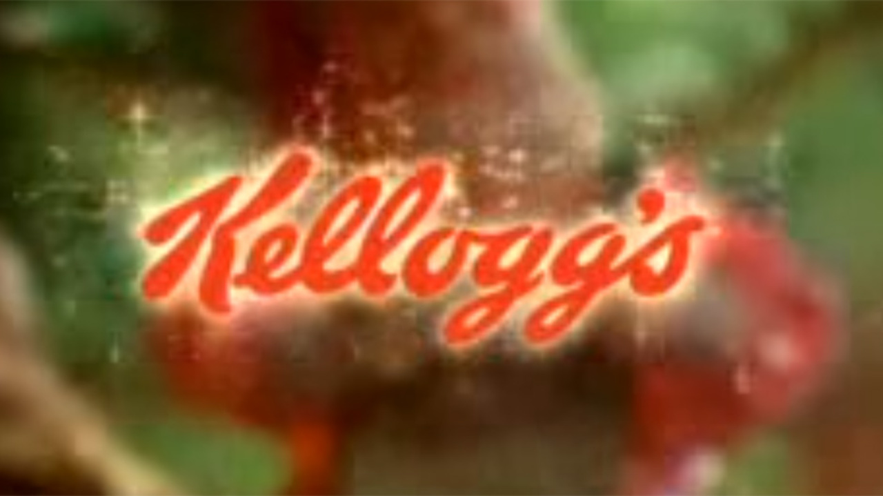 Remember the cute blonde girl from the Kellogg's cereal Christmas