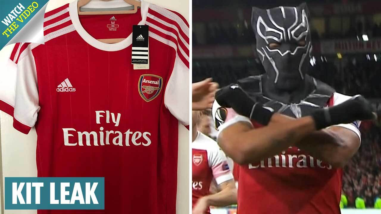 889de4f5af4 Arsenal's new kit leaked online and fans are loving the retro Adidas design