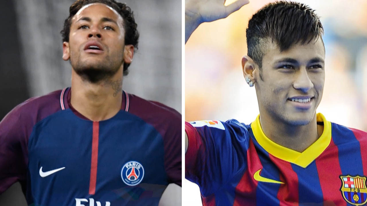 4cfbe7c12495 Neymar fashion  How to dress like PSG s slick Brazil star without selling  your house