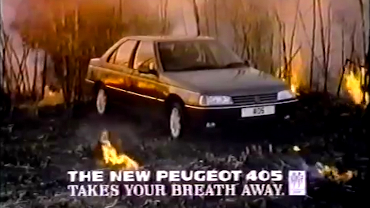 this peugeot tv advert will 'take your breath away' – the sun