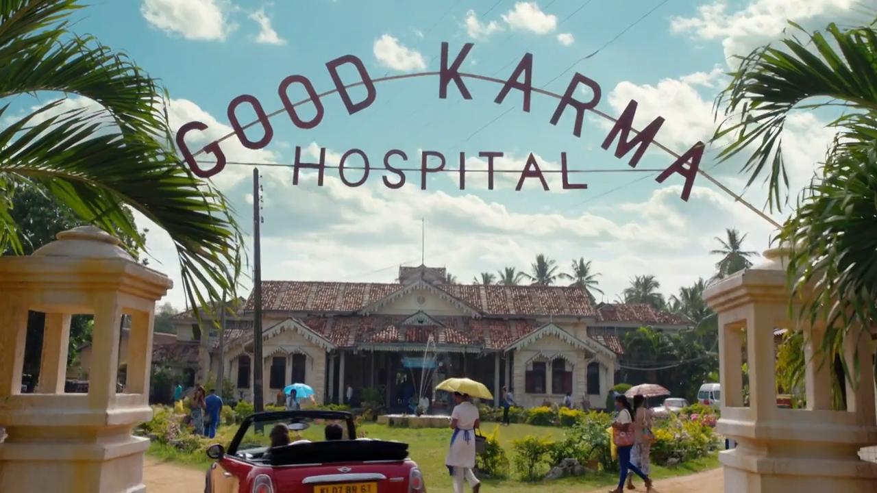 Where is The Good Karma Hospital filmed? Sri Lanka filming locations for  the ITV series