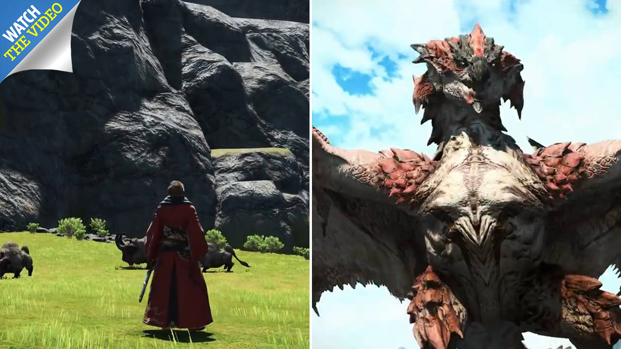 Final Fantasy XIV Shadowbringers revealed – new expansion on the way